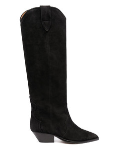 Denvee leather boots