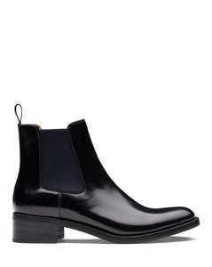 Polished FumèChelsea Boot