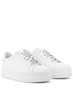 Urban Street皮革运动鞋