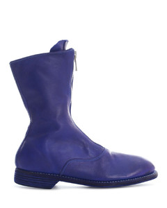 Front Zipped Boots