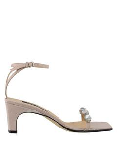 Sr1 jewel glitter sandals