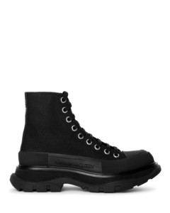 Tread slick boot black