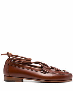 Study stretch-suede over-the-knee boots