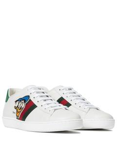 x Disney®Ace皮革运动鞋
