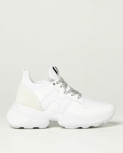 Interaction sneakers in leather