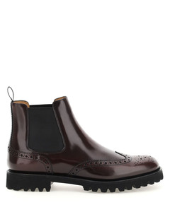 CHARLIZE CHELSEA BOOT BROGUE