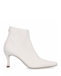 Ankle Boots White STEVIE