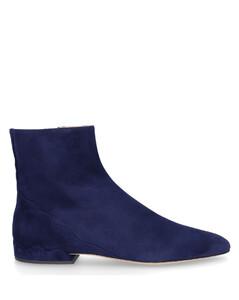 Ankle Boots Blue LAUREN