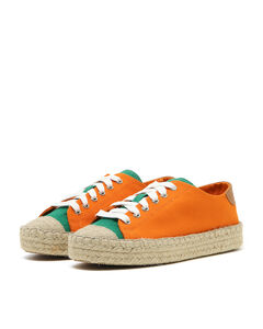 Espadrille trainers