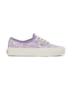 紫色OG Authentic LX运动鞋