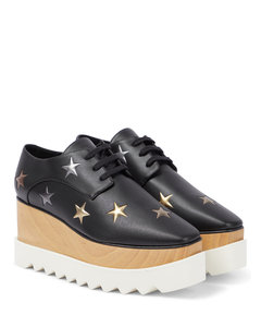 Mary H slip-on canvas trainers