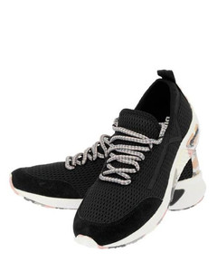 Tall Lug Chelsea Boots In Leather