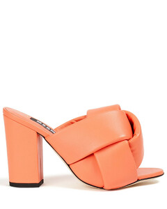 Low-Top Sneakers TROPEZ calfskin suede Logo Patch rose white-combo