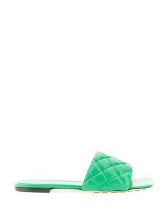 High-Top Sneakers in Beige