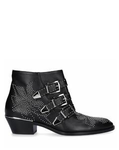 Ankle Boots Black SUSANNA