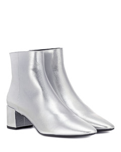 Loulou 50 leather ankle boots