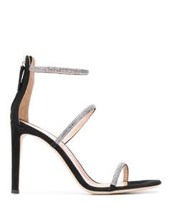 晶飾鑲嵌涼鞋