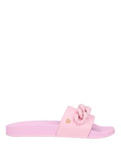 Sprati圆孔镂空绒面革及踝靴