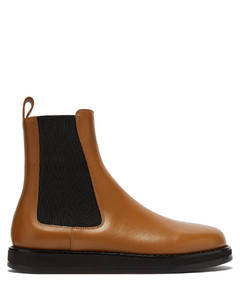Gaia leather Chelsea boots