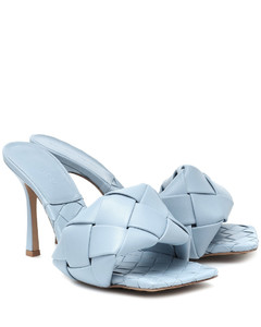 BV Lido皮革凉鞋