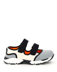 Sneakers Marni for Women Ash Natural White