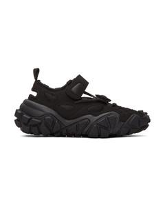 黑色Bolzter Bryz运动鞋