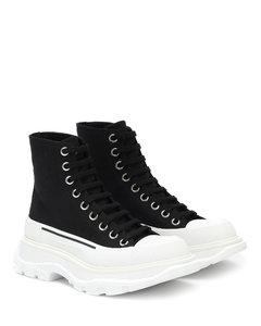 Tread Slick帆布运动鞋