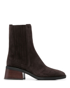 Low-Top Sneakers SUPER-STAR glitter pony leather