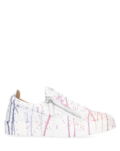 Low-Top Sneakers FRANKIE calfskin