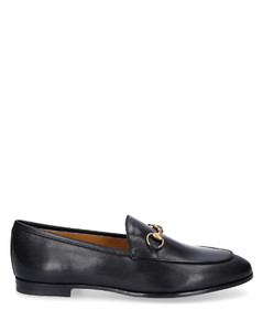 Loafers JORDAN calfskin Logo black