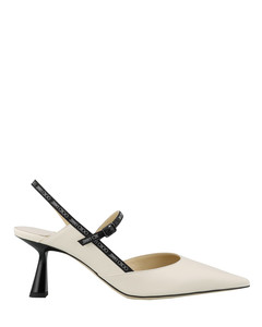 Ray 65 sling back pumps