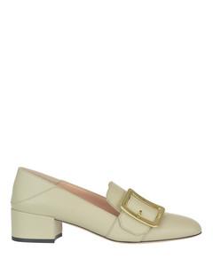Janelle loafer style pumps