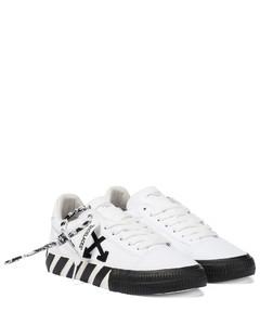 Low Vulcanized帆布运动鞋