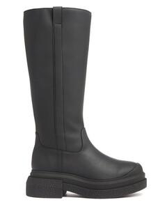 Stuart Wetizman Knee-High Platform Boots
