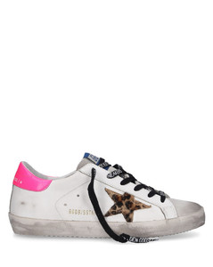 Low-Top Sneakers SUPERSTAR calfskin