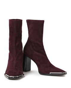Woman Mascha Suede Ankle Boots