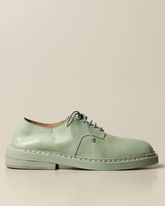 Nasello Derby shoes in leather