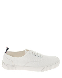 Heritage Panelled Sneakers