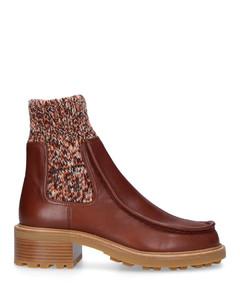 Women's Rimini Chelsea Boots - Teak