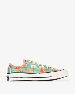 Multicoloured Chuck 70 Twisted Resort desert low top sneakers