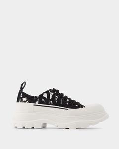 Tatum black ankle boots
