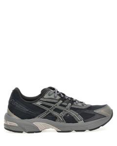 Tan Flow Runner sneakers