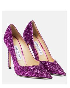 Sneakers Tabi In Black Velvet