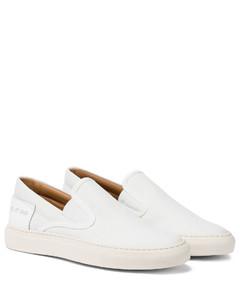 帆布套穿式运动鞋