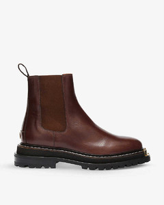 Noha leather Chelsea boots