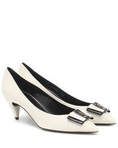 Anaïs 55皮革高跟鞋
