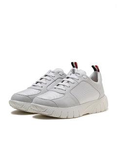 Raised running shoes