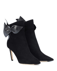 Kassidy 85 suede ankle boots