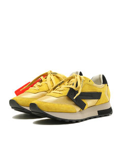 HG Runner suede sneakers