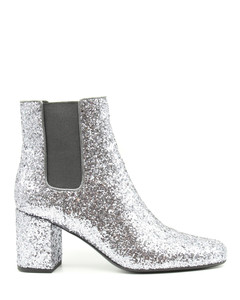 Damas glitter ankle boots